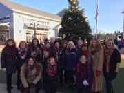 2018 Caroling at the Merrimack Outlets